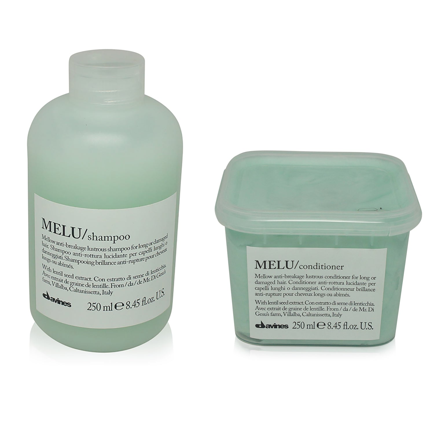 Melu Shampoo and Conditioner Duo