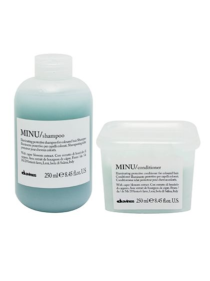 Minu Shampoo and Conditioner Duo