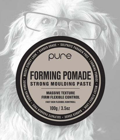 Forming Pomade