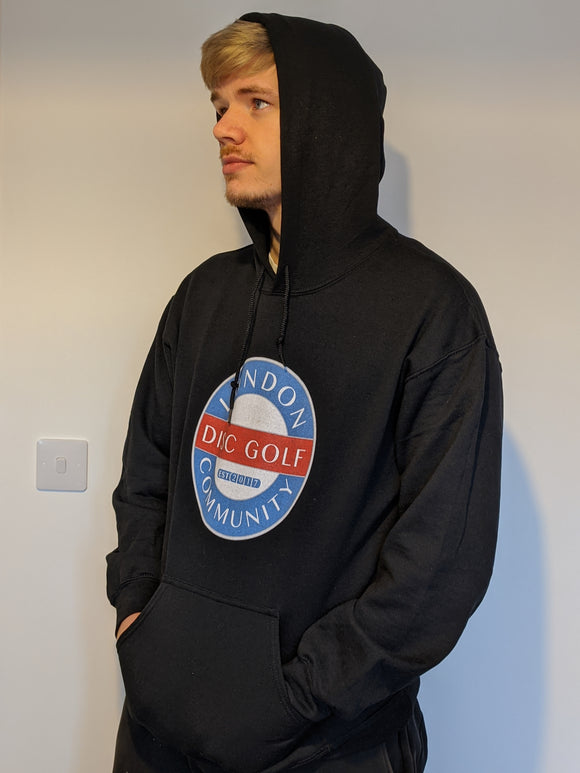 London Disc Golf Community Unisex Hoodie