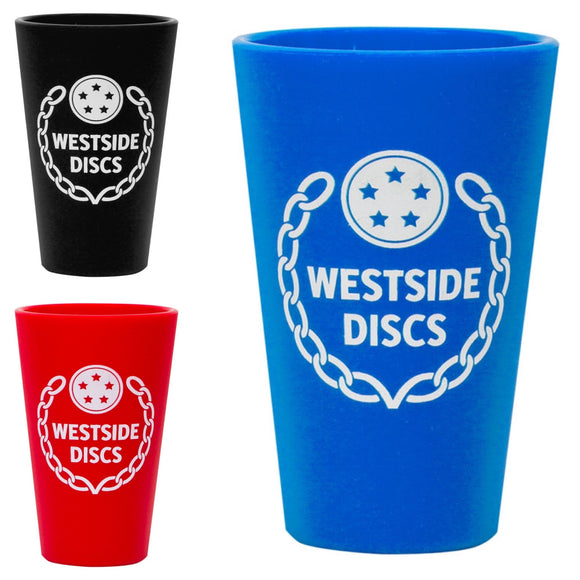 Westside Discs Cup Silicone Pint