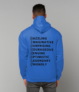 The Positive Disc Golf Hoodie