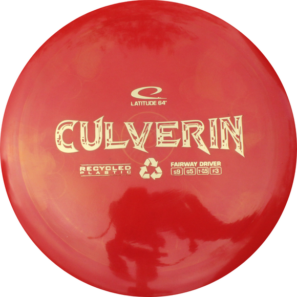 Latitude 64° Recycled Culverin