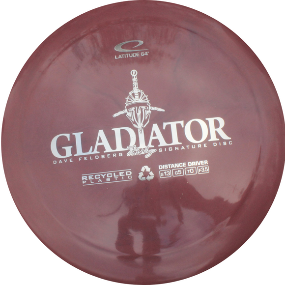 Latitude 64° Recycled Gladiator