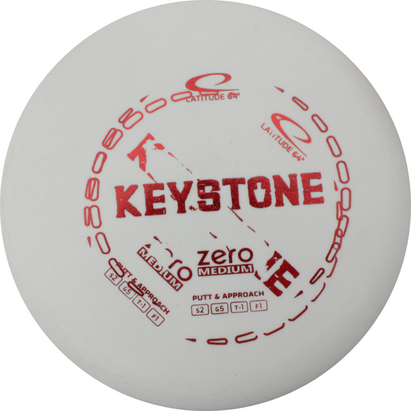 Latitude 64° Zero Medium Keystone Misprint