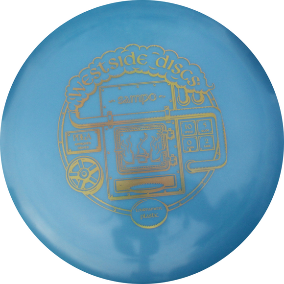Westside Discs Tournament Sampo