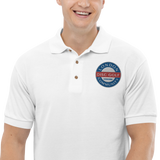 London Disc Golf Community Embroidered Polo Shirt