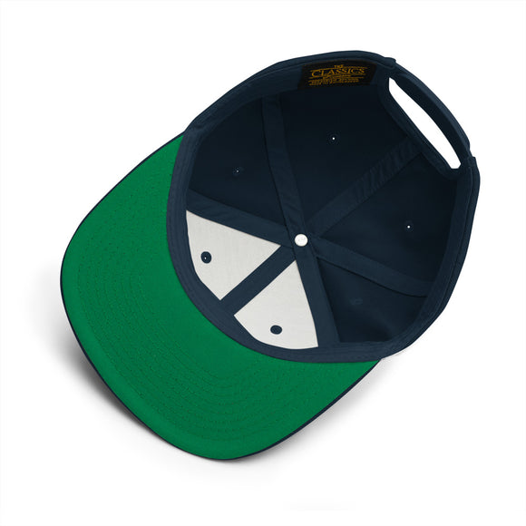 London Disc Golf Community Snapback Hat