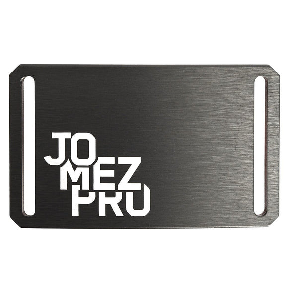 Grip6 Jomez Pro Belt Buckle Gunmetal