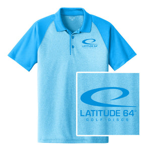 Latitude 64° Polo Shirt Swoosh