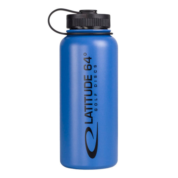 Latitude 64° Water Bottle Double-Wall Vacuum-Insulated