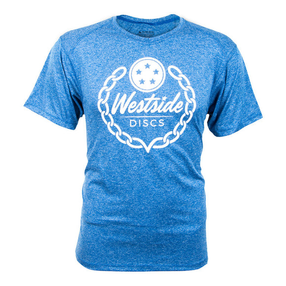 Westside Discs T-Shirt DG Logo Dri-Fit