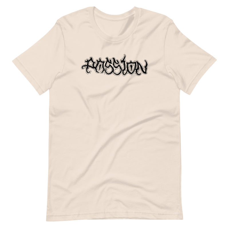 Passion Lettering Tee