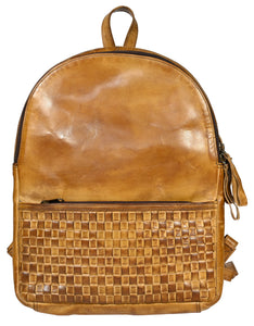 Weaver Backpack S Beige