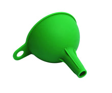 Load image into Gallery viewer, 0722 Silicone Funnel For Pouring Oil, Sauce, Water, Juice And Small Food-Grains - DeoDap