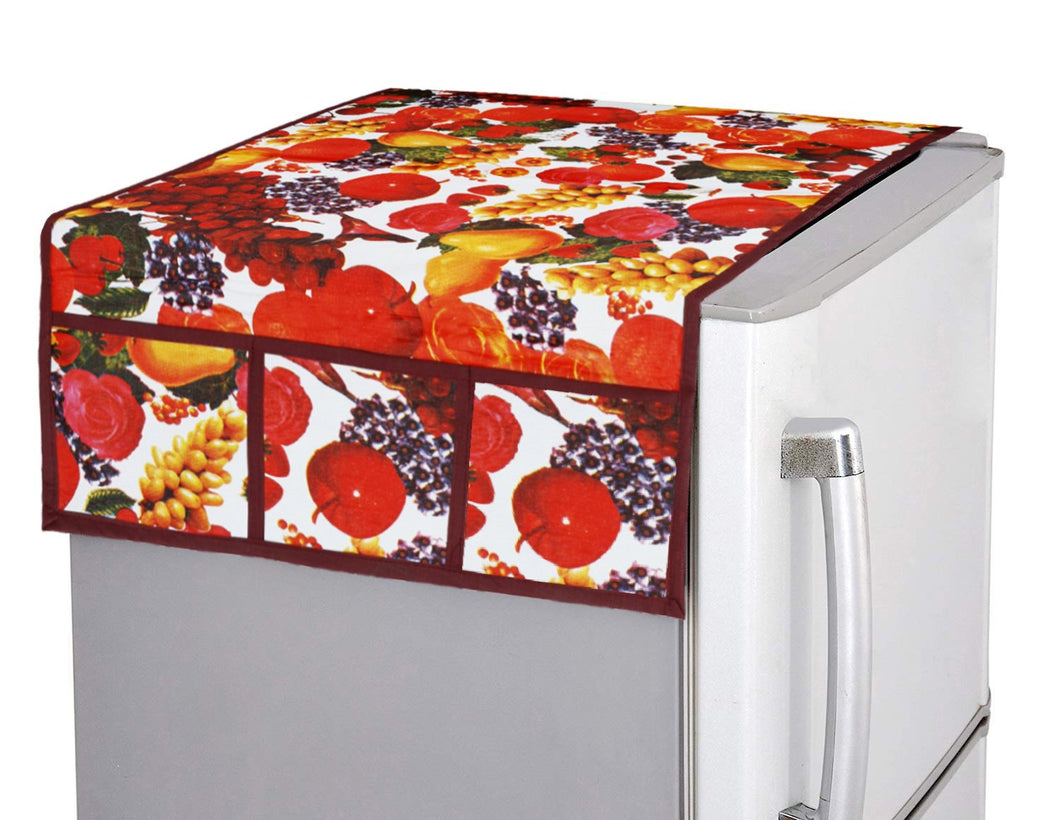 1089 Exclusive Decorative Kitchen Fridge Top Cover - DeoDap