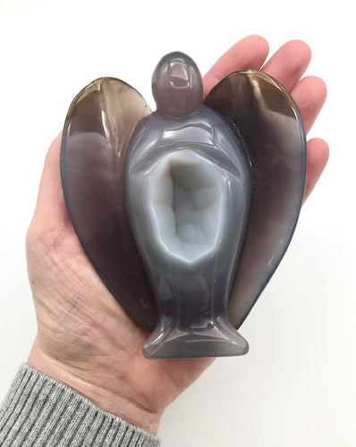 agate crystal angel - ZenJen shop
