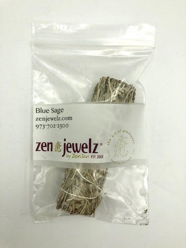 blue sage stick - ZenJen shop