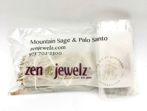 Mountain Sage & Palo Santo - ZenJen shop