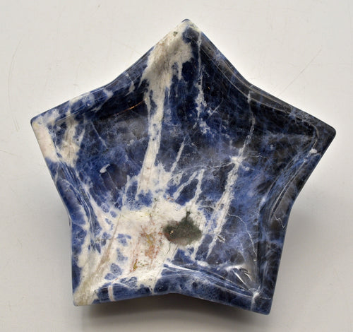 Sodalite crystal star bowl - ZenJen shop