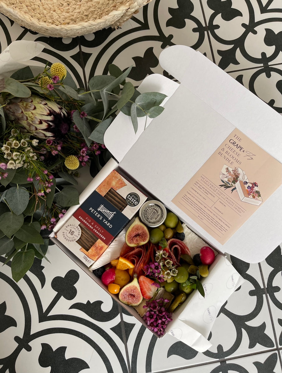 Weekly Cheese & Bloom Bundle