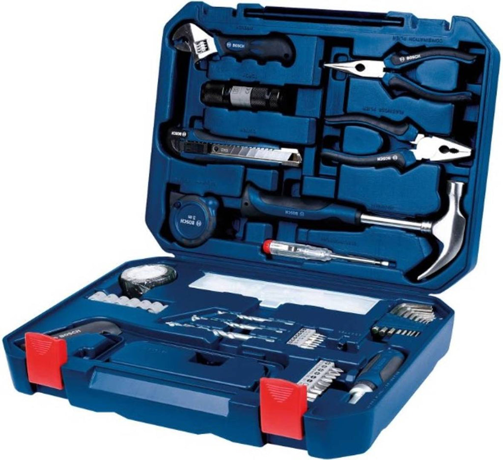 Bosch All-in-One Metal 108 Piece Hand Tool Kit  (108 Tools)