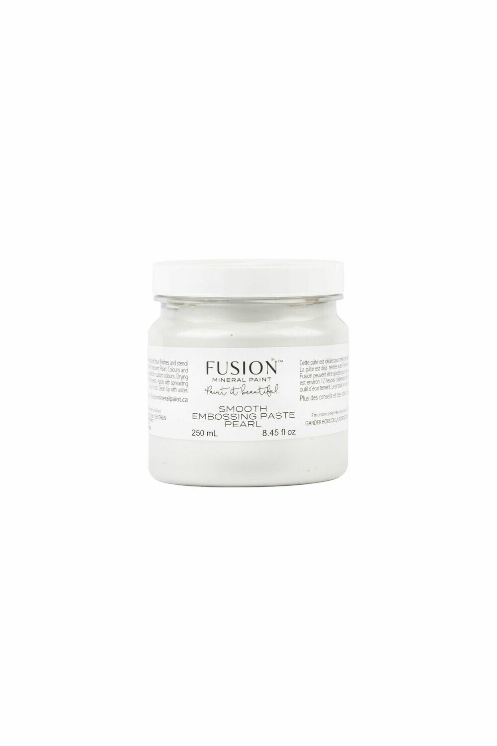 Smooth Embossing Pearl Paste 250 ml