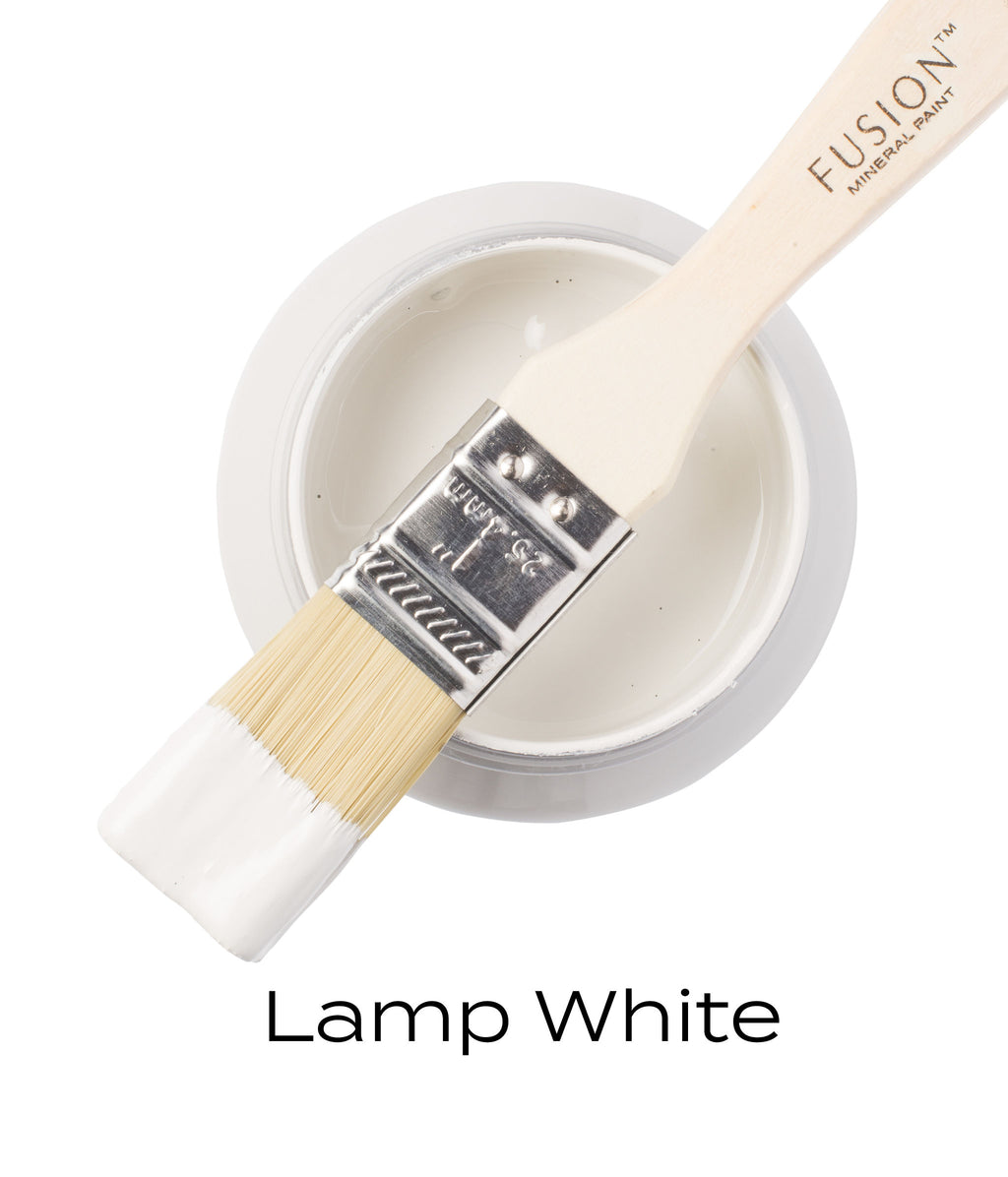 Lamp White Fusion Mineral Paint Near Me