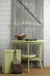Upper Canada Green Fusion Mineral Paint Painted Furniture