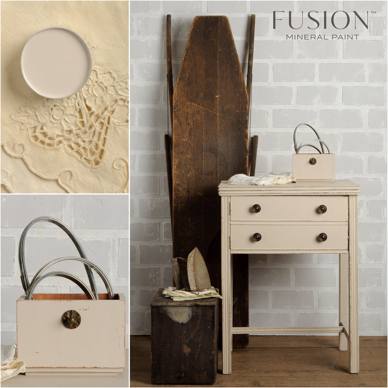 Cathedral Taupe Fusion Mineral Paint Painted Furniture