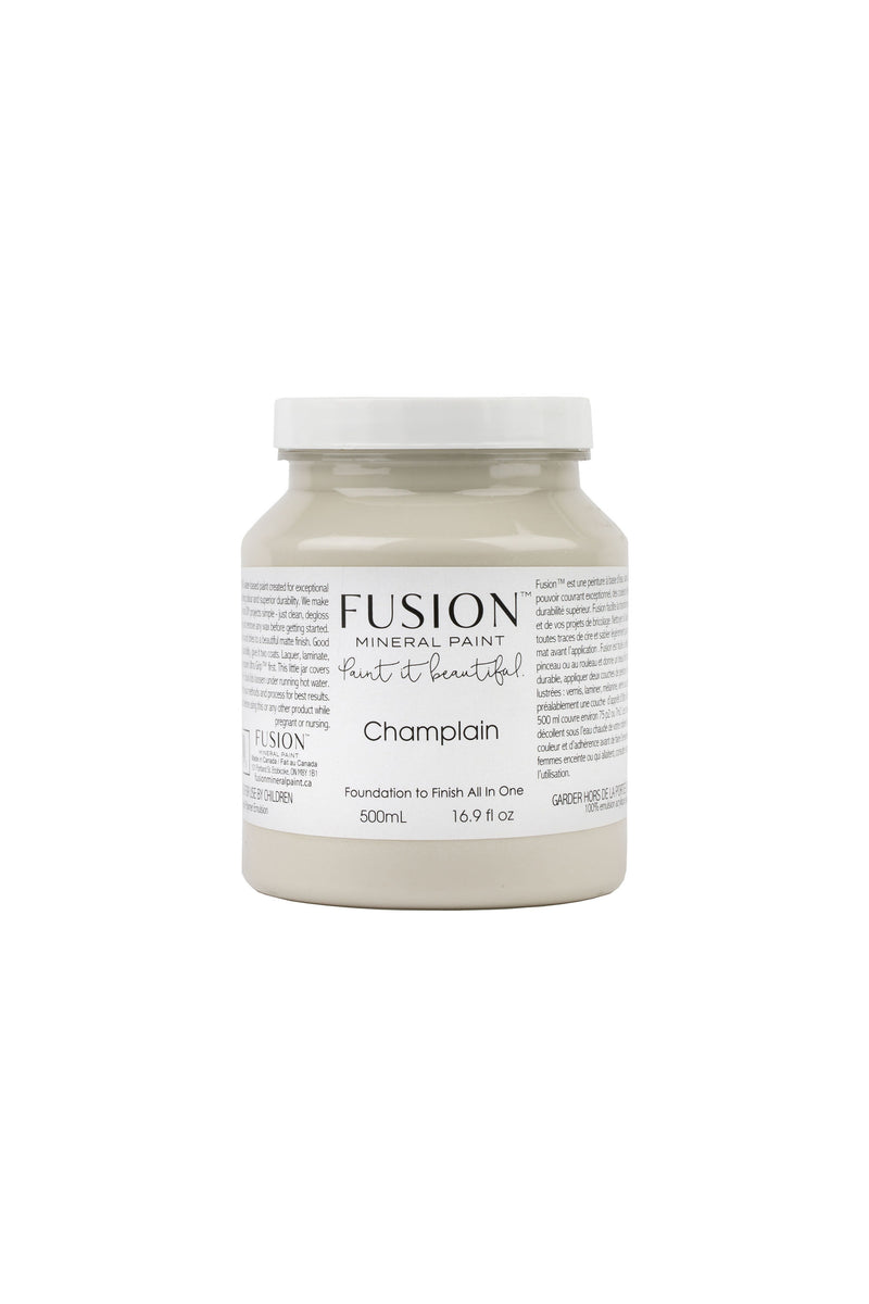 Champlain Fusion Mineral Paint 500 ml Pint