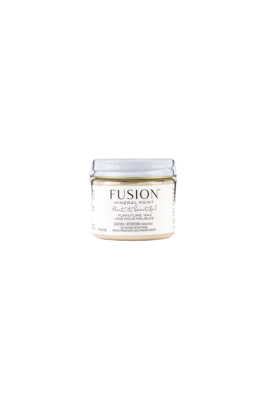 Fusion Mineral Paint Pearl Wax 50 g
