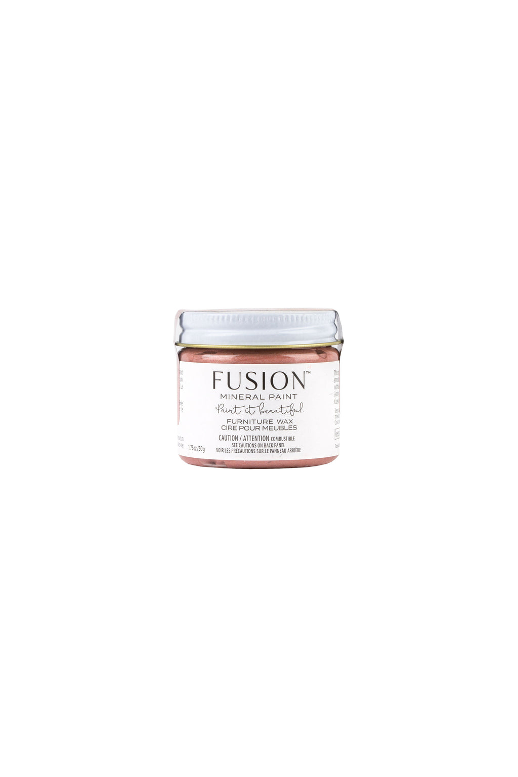 Fusion Mineral Paint Rose Gold Wax 50 g