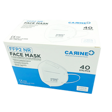 Lade das Bild in den Galerie-Viewer, FFP2 Maske 40er Box Carine-Made in Germany