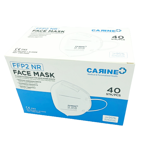 FFP2 Maske 40er Box Carine-Made in Germany