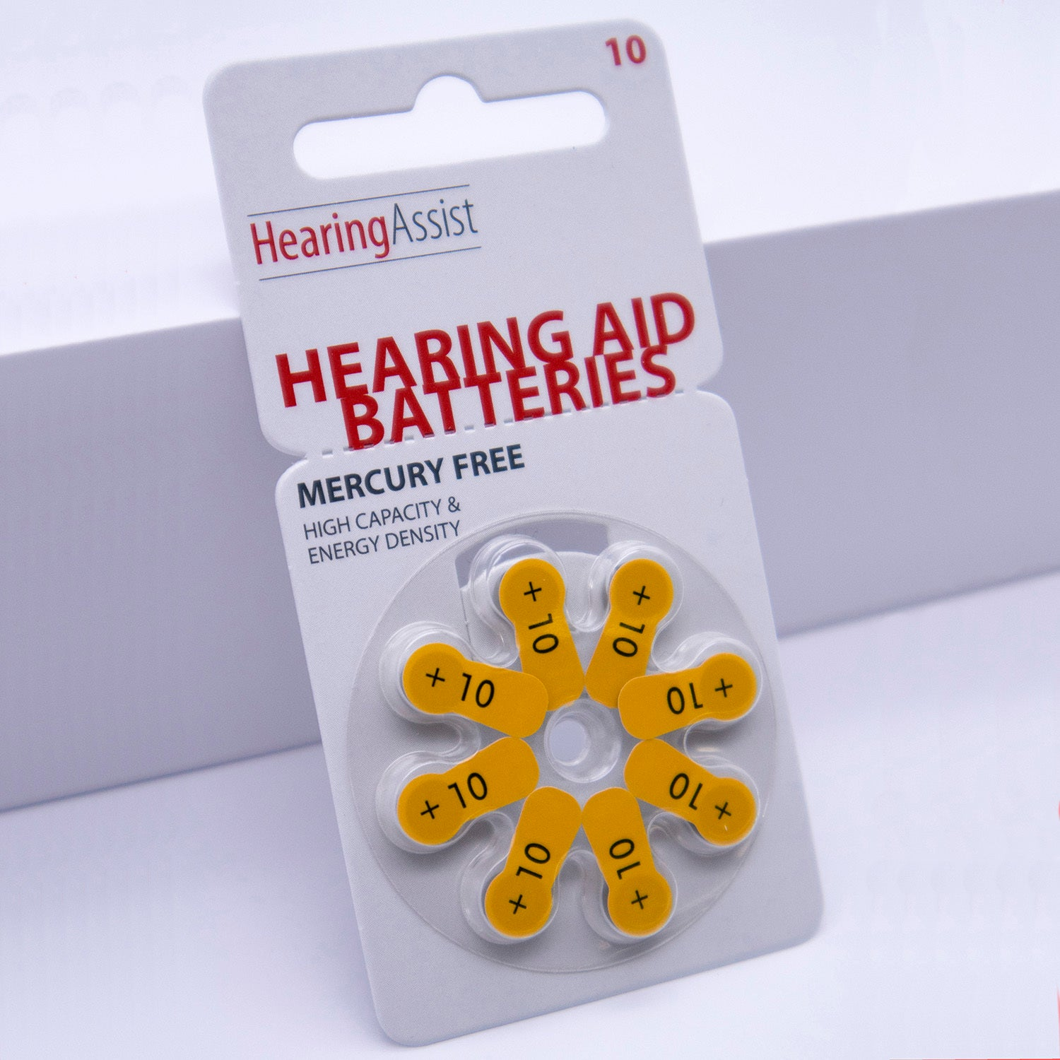 Hearing Assist Batteries