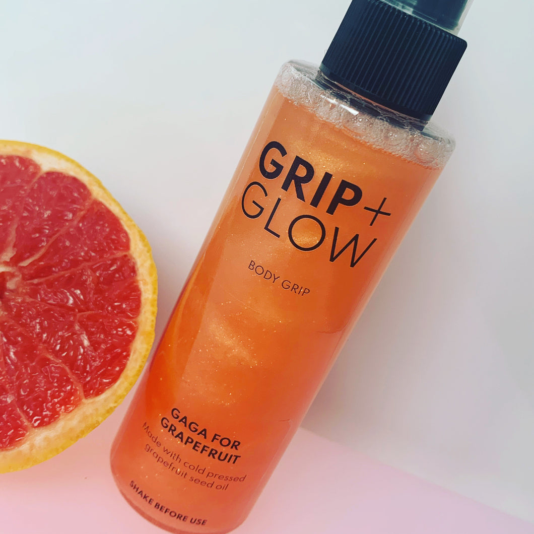 GRIP and GLOW - Body Grip - Gaga for Grapefruit