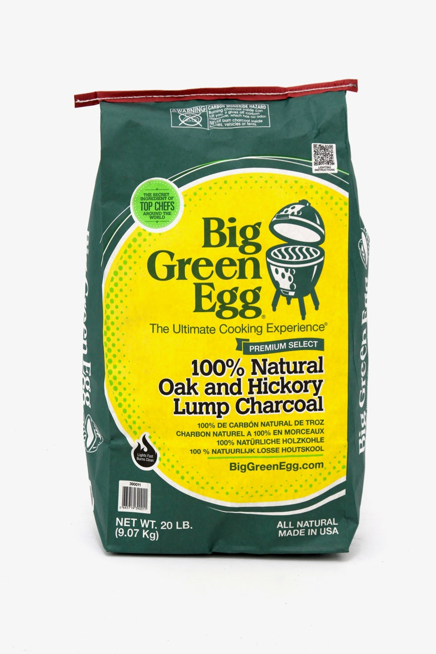 Big Green Egg Charcoal 20 Lb.