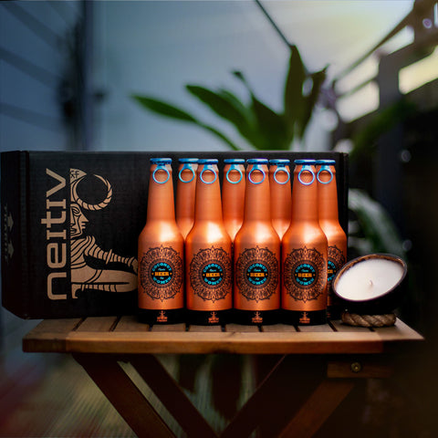 Coconut beer photo competition