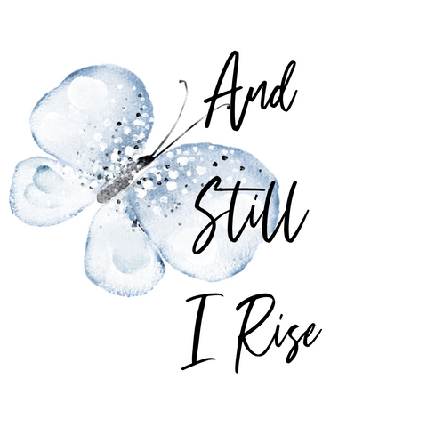 And Still I Rise Spiral Notebook
