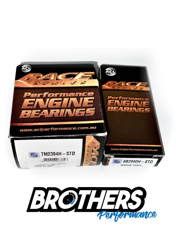 RB20/25 ACL Race series main bearings