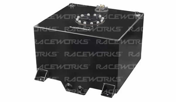 Raceworks fuel cell 38L sumped INT baffle