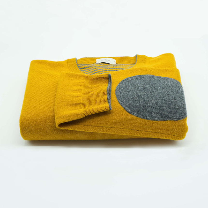 Altea Elbow Patch Sweater