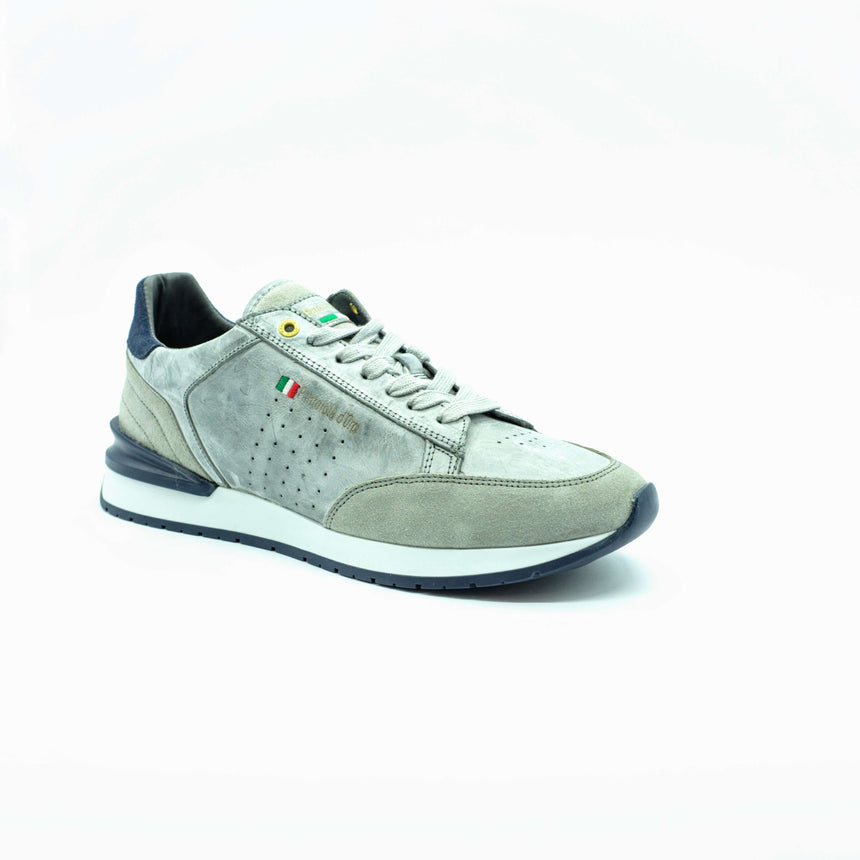 Grey Pantofola d'Oro Trainers
