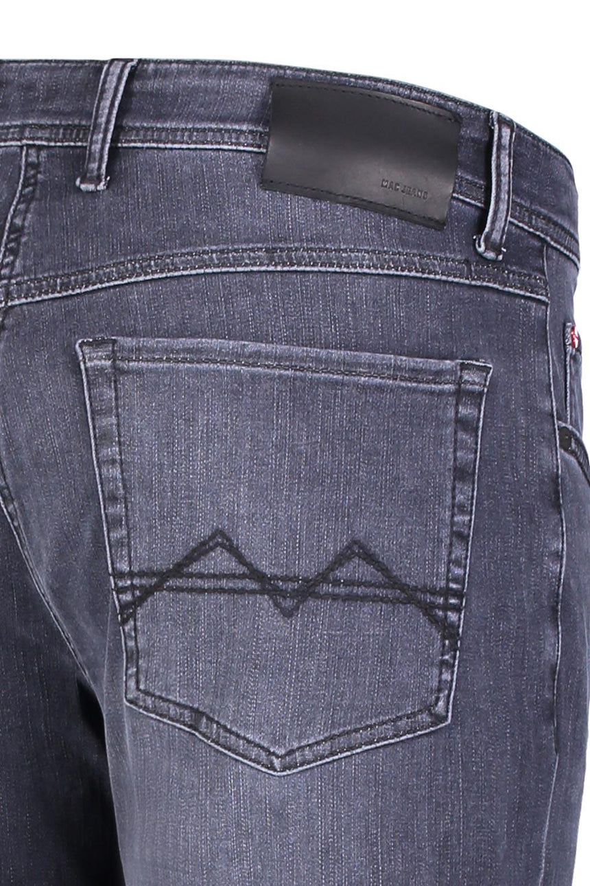 MAC FLEXX Jeans - Authentic dark grey H849