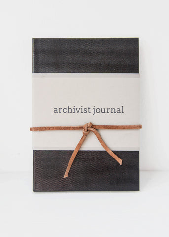 The Archivist Journal alternate