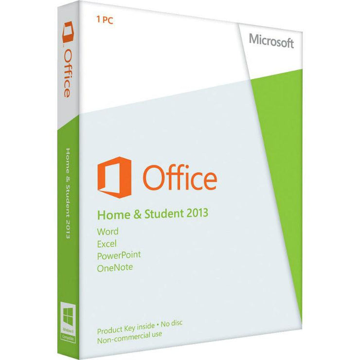 Microsoft Office Home and Student 2013 Retail Box