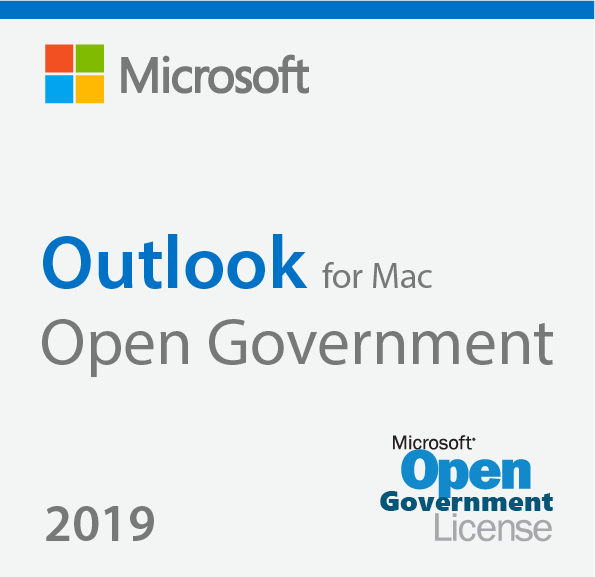 Microsoft Outlook 2019 For Mac Open Government