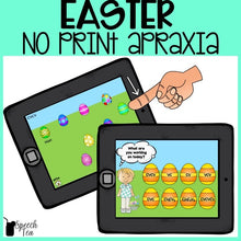 Load image into Gallery viewer, Easter Apraxia No Print