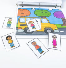 Load image into Gallery viewer, Apraxia Interactive Picture Scene Activities